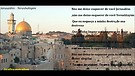 Musica- Jerusalém -   Yerushalayim .